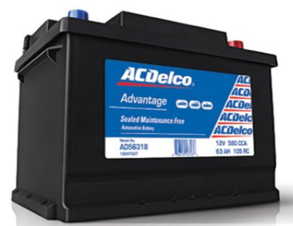 ACDelco Advantage