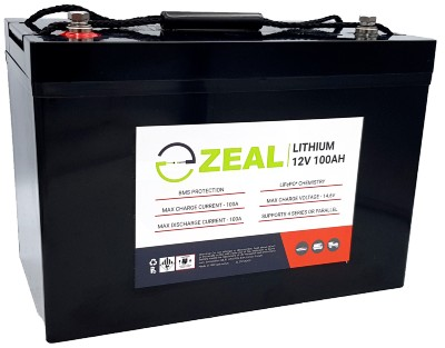 zeal batteries